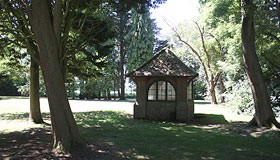 Summer House at Barwythe Hall